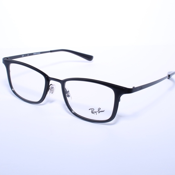 f00523926a009 ... spain ray ban mens eyeglasses rx6373m rx 6373 m black e9fc7 b456a